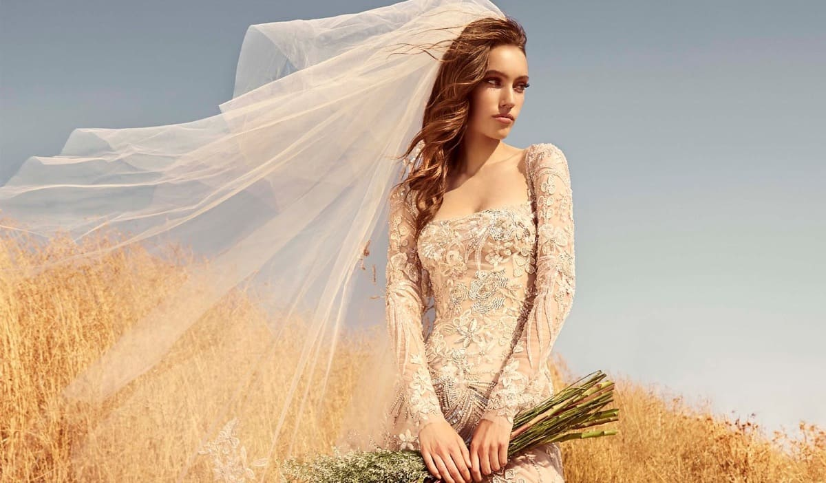 10 Mermaid Wedding Dresses You Will Love